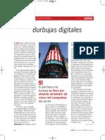 Burbujas digitales