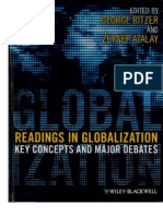 Readings in Globalization Key Concepts and Major Debates