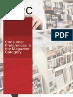 Consumer Preferences Brochure