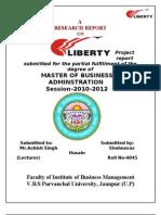 Liberty Market Str Brand Promotion VISHAL