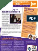 JVN Spring Newsletter 2012