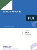 Titirez Presentation