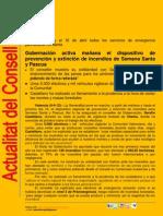 Actualitat Conselleria Governació 04-04-2012