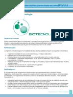 Ing Biotecnologia
