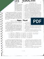 Flute - Moyse exercises journaliers-selección