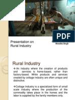 Rural Industry