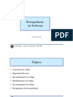 Reengenharia de Software