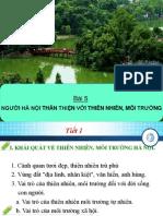 Nguoi Ha Noi Than Thien Voi Thien Nhien Moitruong