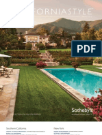 Sotheby's California Spring 2012 Issue