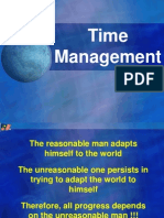 A a Time Management
