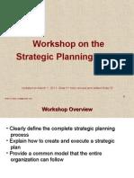Strategic Planning Model