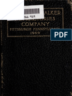 Catalog of Harbison-Walker Refractories CO, Pittsburgh PA 1908