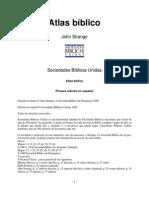 Atlas Bíblico - Sociedades Bíblicas