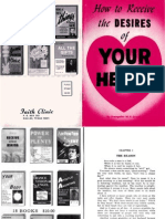 How to Receive the Desires of Your Heart by W. V. Grant, Sr
