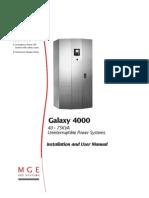 Apc Mgegalaxy4000 Ups