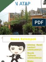 ppt roof garden