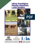 1 INIA Uruguay - Alternativas tecnológicas para enfrentar situaciones de crisis forrajera - 2006