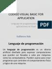 Codigo Visual Basic for Application