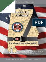 Alabama Drivers Manual | Alabama Drivers Handbook