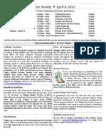 Apr8 Bulletin