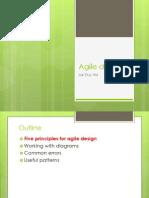 Agile - Design