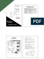 Manual HD X4W Portugues Final
