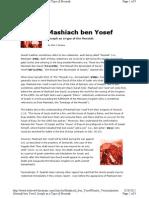 Mashiach Ben Yosef
