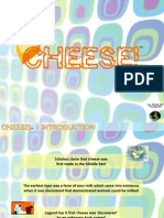 Production of Cheese