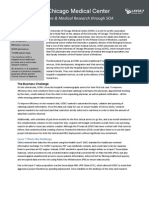 University of Chicago Medical Center - Data Transformation & Security