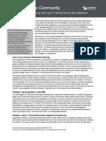 US Intelligence Community - Secure Data Sharing