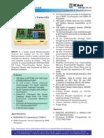 m86!01!8086 8088 Adv Microprocessor Trainer Led Ver