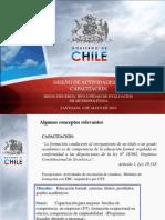 Presentación Irene U  de Chile