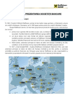 Raiffeisen Bank - Organizare Si Function Are