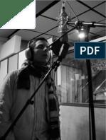Grabación Nostalgic Visions - entrevista para Diffusion Magazine de Colombia