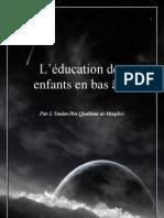 L'Education Des Enfants en Bas Age