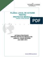 Planul Local de Actiune Pentru Mediu