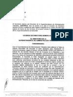 Acuerdo SAT 03 2012