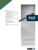 Actuador Lineal Modelo LA22