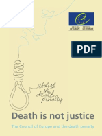 Death is Not Justice