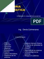 Auditoria Informatica(Unidad i)