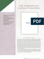 Ch02 Sample body organization &anatomical nomenclature