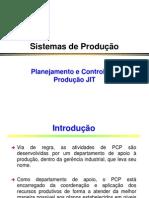 Siitemas de Administração da Produção