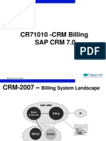 Cg Crm Billing Internal Trng 30.10.09