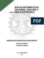 Analisis de Circuitos Con PSpice