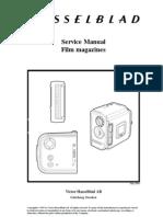 Hasselblad 500-555 manual repair | Exposure (Photography