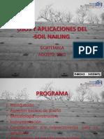 Presentacion Aplicaciones Soil Nailing CGC