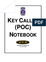Key Caller Notebook 12-2011