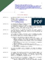 Reglamentos Del Cuerpo de Bomberos de Arica