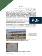 Articulo Reducción emisiones gestión residuos sólidos 27-02-09
