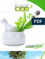 Catálogo La Santé Vital